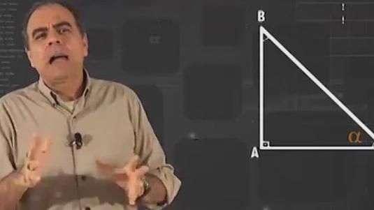 Trigonometria: relembre sobre os triângulos retângulos