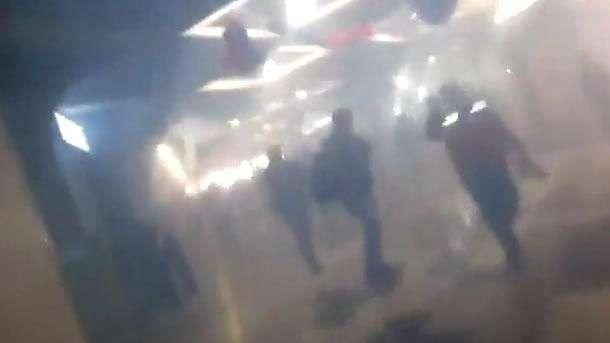 Video capta confusión tras bombazo terrorista en SubCentro