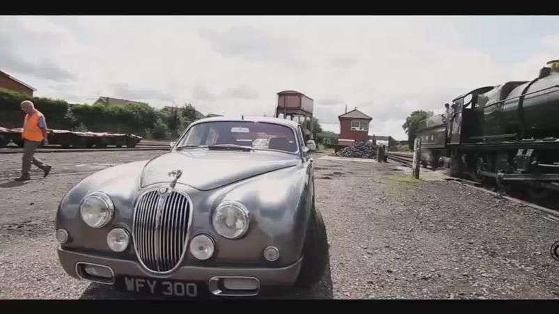 Video: Jaguar Mk2 de Ian Callum