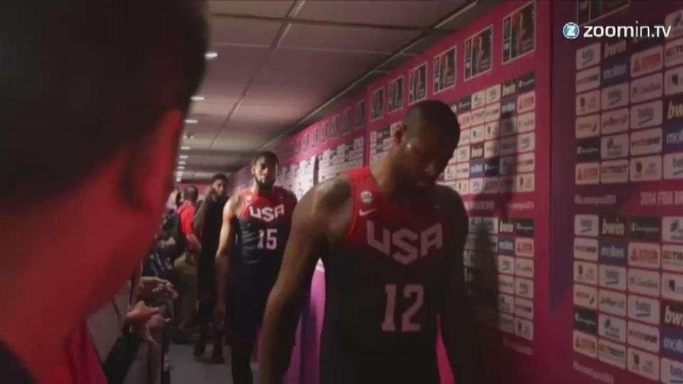Estados Unidos mete miedo en el Mundial de baloncesto