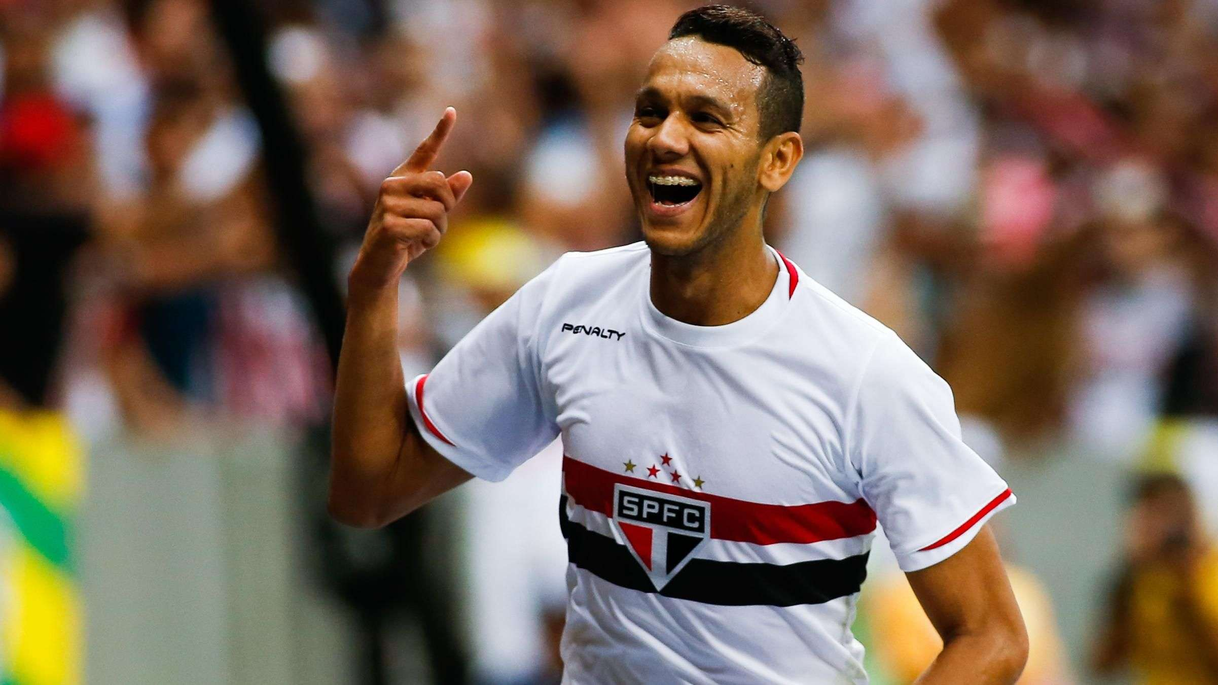 Veja os gols de Botafogo 2 x 4 São Paulo pelo Brasileiro