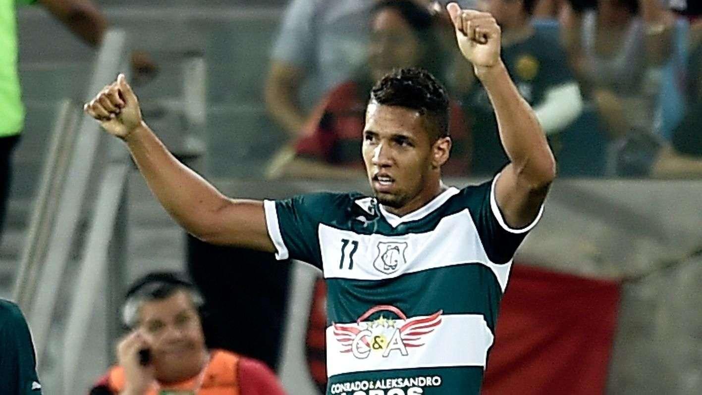 Veja o gol de Goiás 1 x 0 Flamengo pelo Brasileiro