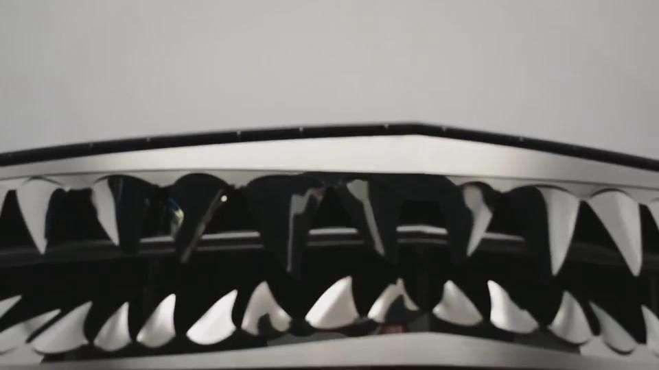 Video: Corvette Stingray Shark Jaws C7 2014