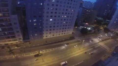 Câmera registra mais de 400 infrações no trânsito em SP