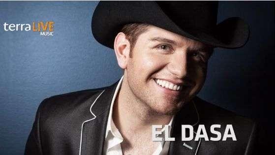 ¡El Dasa te invita a su concierto en vivo de música regional mexicana por Terra Live Music!