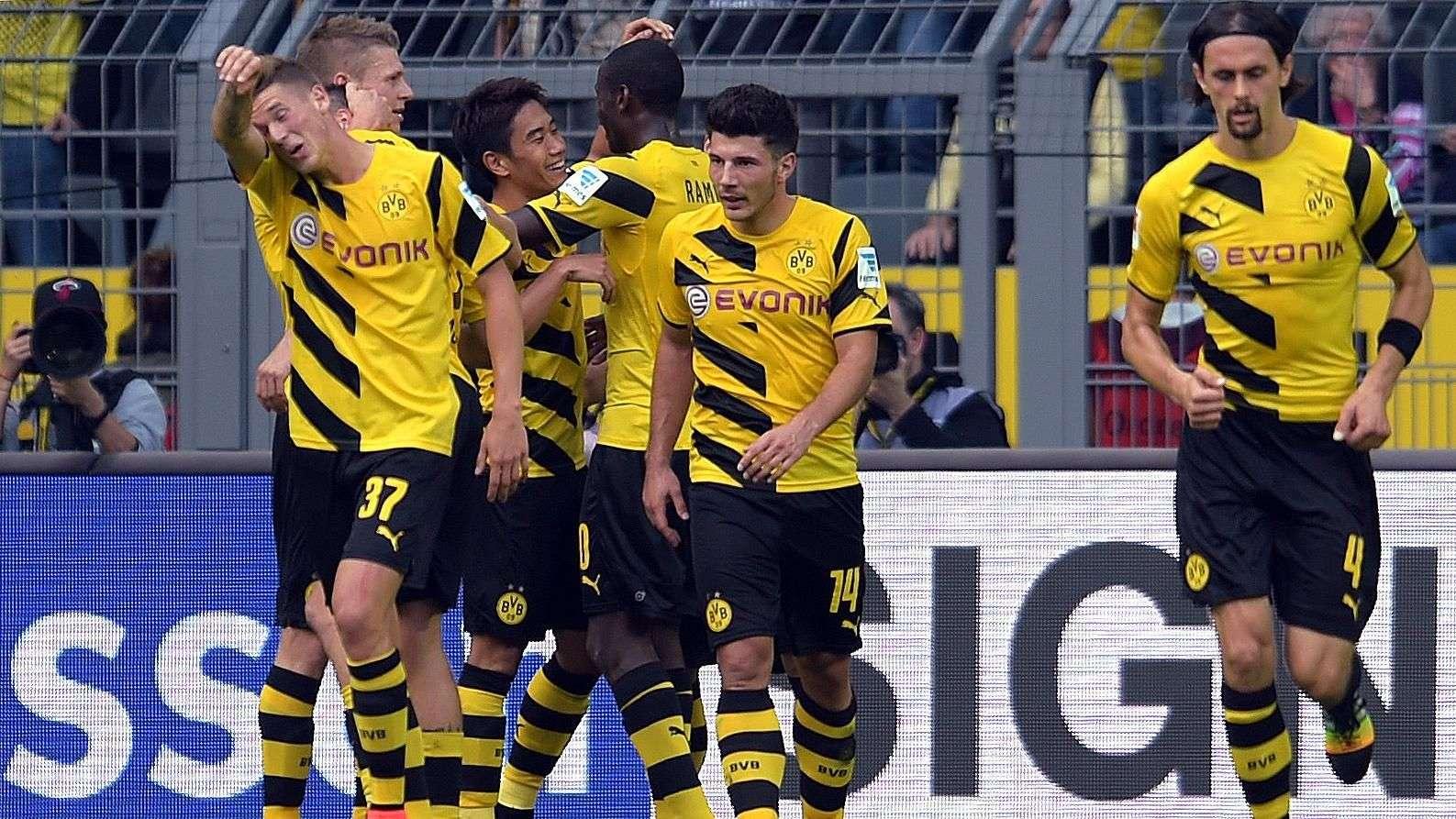 Confira gols de Borussia Dortmund 3 x 1 Freiburg pelo Alemão