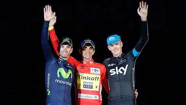 Contador gana la Vuelta a España