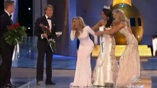 Miss America gana con su particular versión de 'Happy'