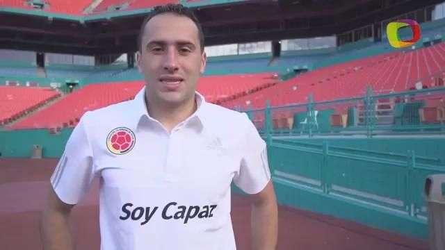 Los cinco pasos para ser capaz por la Selección Colombia