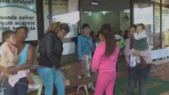 Mães reclamam de atendimento na UPA Pediátrica