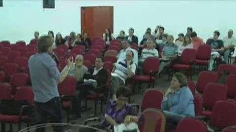 Conselho de Saúde discute denúncia anônima no auditório da Prefeitura
