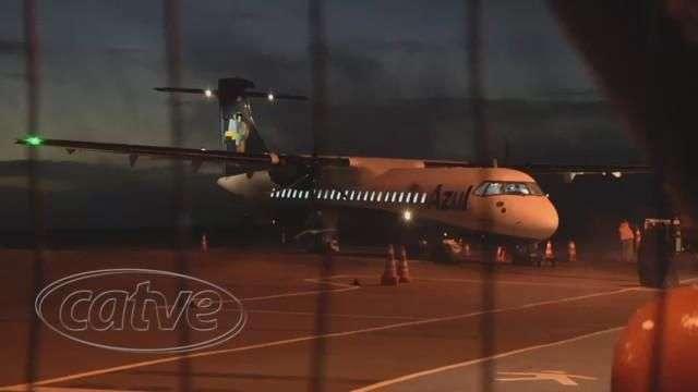 Voos suspensos estão sendo retomados no aeroporto de Cascavel