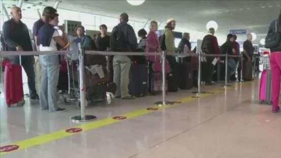 Air France cancela 60% dos voos