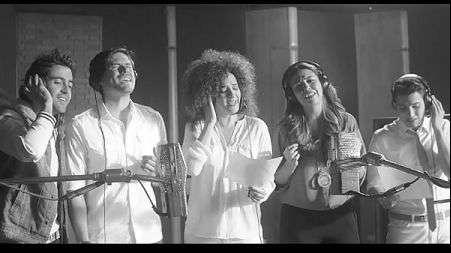 'Corazón Valiente' uno de las canciones de #SoyCapaz