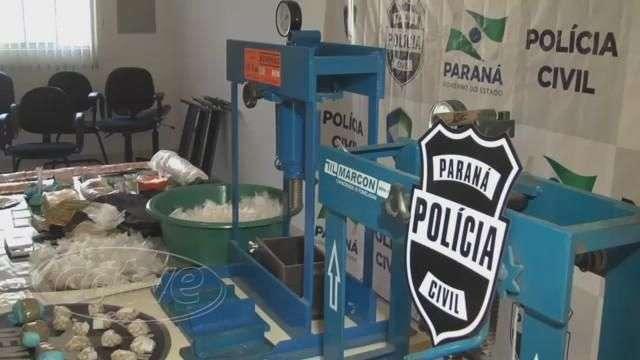 Denarc prende chefe do tráfico no Parolin, em Curitiba
