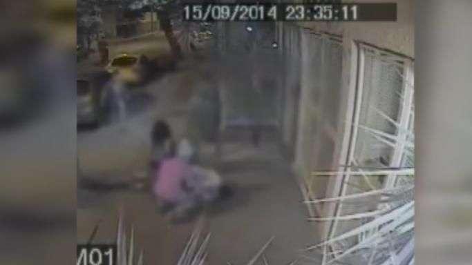 Vídeo mostra empresária sendo morta durante assalto em SP