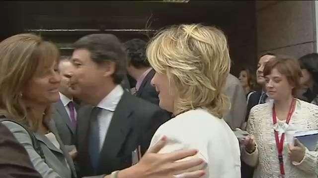 Esperanza Aguirre, citada a declarar como imputada el día 22 por desobediencia