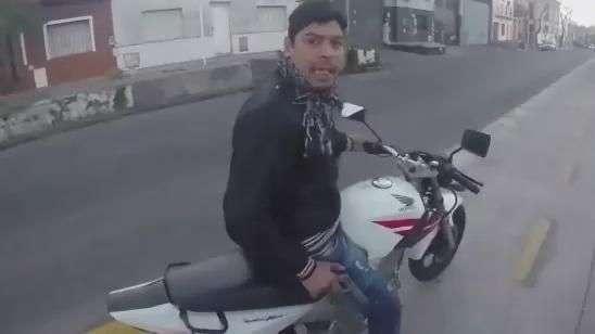 Com câmera na cabeça, turista é assaltado na Argentina