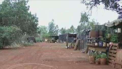 Sem terras não pretendem desocupar Fazenda Bom Sucesso