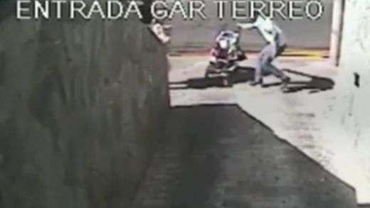 Ladrão salva bebê e assalta mãe no interior de SP
