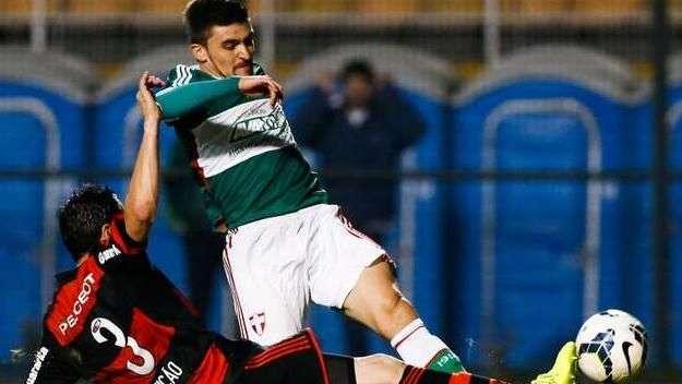Palmeiras 2 x 2 Flamengo: Victor Luis vê atitude em empate