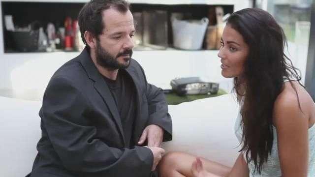 Ángel Martín y Lara Álvarez:'Tomas falsas II'