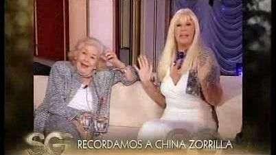 Susana Giménez: las mejores visitas de China Zorrilla