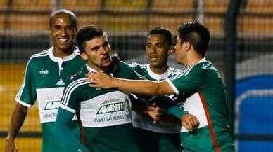 Veja os gols de Palmeiras 2 x 2 Flamengo pelo Brasileiro