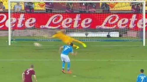 Assista aos gols de Napoli 3 x 1 Sparta Praga
