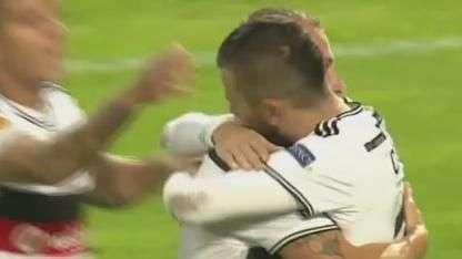 Veja lances de Besiktas 1 x 1 Asteras pela Liga Europa