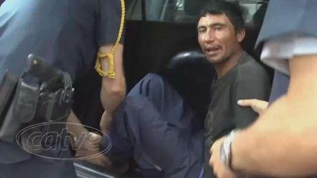 Homem é preso em flagrante após tentar agredir a irmã