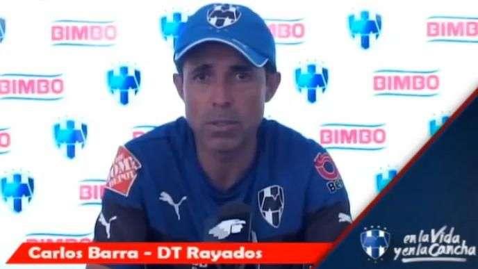 Carlos Barra afirma que van por los triunfos en duelos ...
