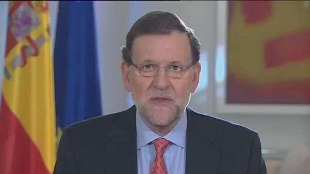Mariano Rajoy felicita a los escoceses