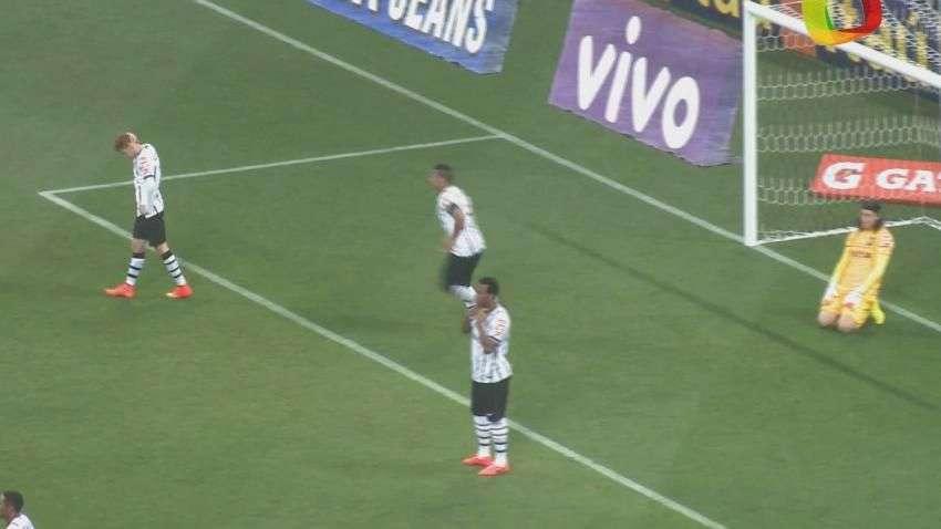 Corinthians 1 x 1 Chapecoense: veja gols e melhores momentos