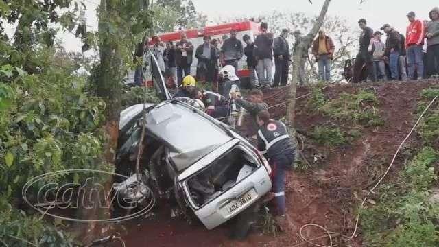 Motorista perde controle de carro, capota e morre