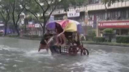 Filipinas: cerca de 475 mil pessoas são afetadas por enchente
