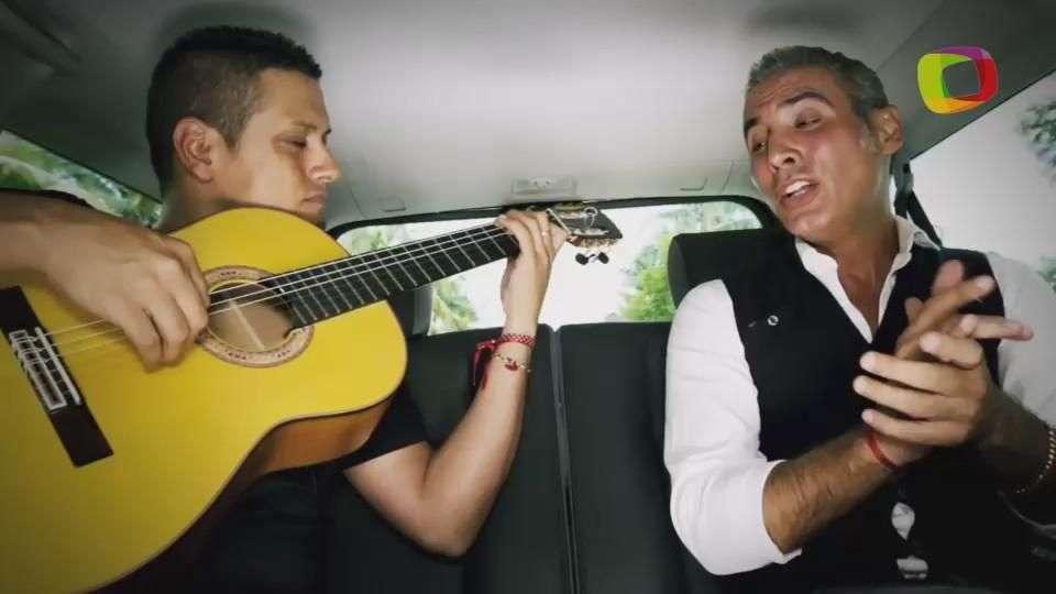 Acordes de soul y flamenco unidos a Pitingo en el Taxi Session