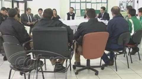 Reunião discute como será segurança nas eleições