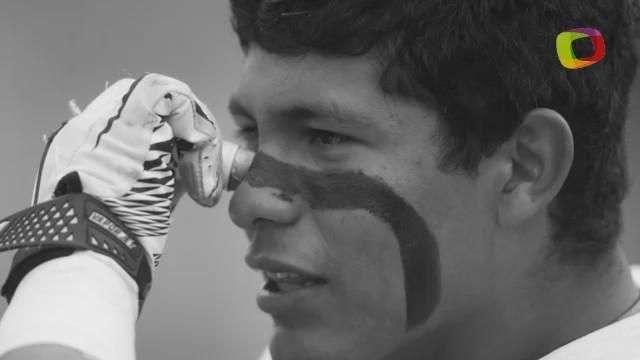Luis Bautista, un Águila Blanca más allá del campo