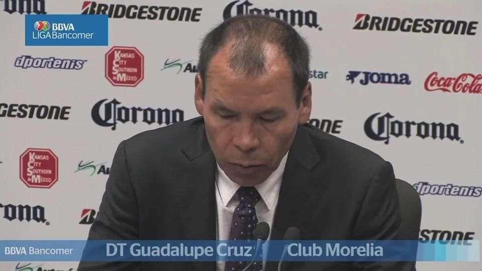 Jornada 9, Guadalupe Cruz, Morelia 2-3 Pumas, Apertura 2014 Liga MX