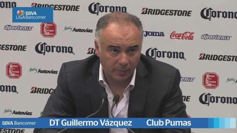 Jornada 9, Guillermo Vázquez, Morelia 0-0 Pumas, Apertura 2014 Liga MX