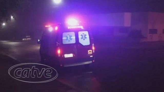 Homem é atropelado por moto no bairro São Cristóvão