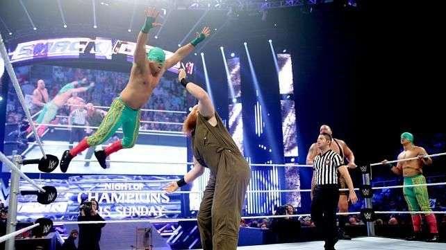 SmackDown: los Wyatt sacan su instinto asesino ante Big ...