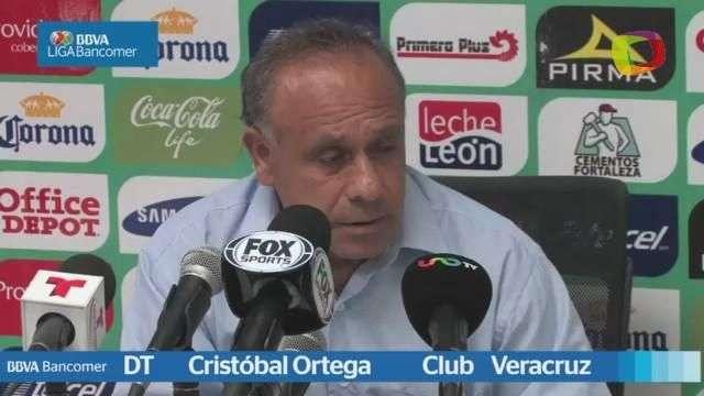 Jornada 9, Cristóbal Ortega, León 3-1 Veracruz, Apertura 2014