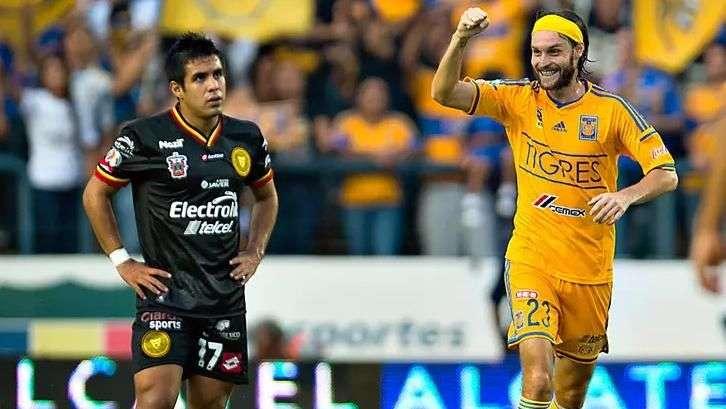 Jornada 9, Tigres 1-0 Leones Negros, Liga Mx, Apertura 2014