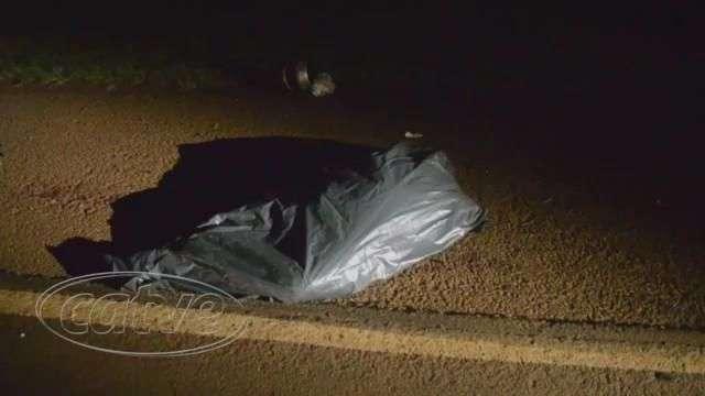 """PR 182: homem morre em acidente próximo ao """"Cavalo Morto"""""""