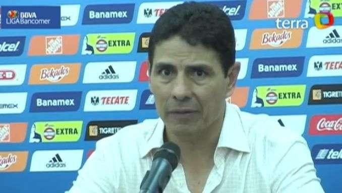 Luis Alfonso Sosa lamenta desaprovechar ventajas ante Tigres