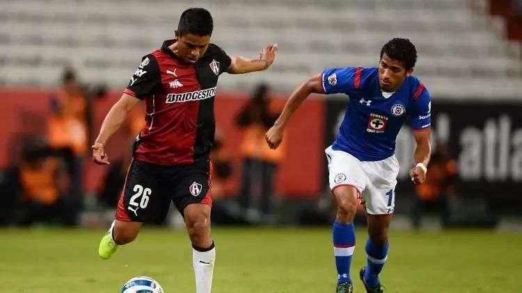 Jornada 9, Atlas 2-1 Cruz Azul, Liga Mx, Apertura 2014