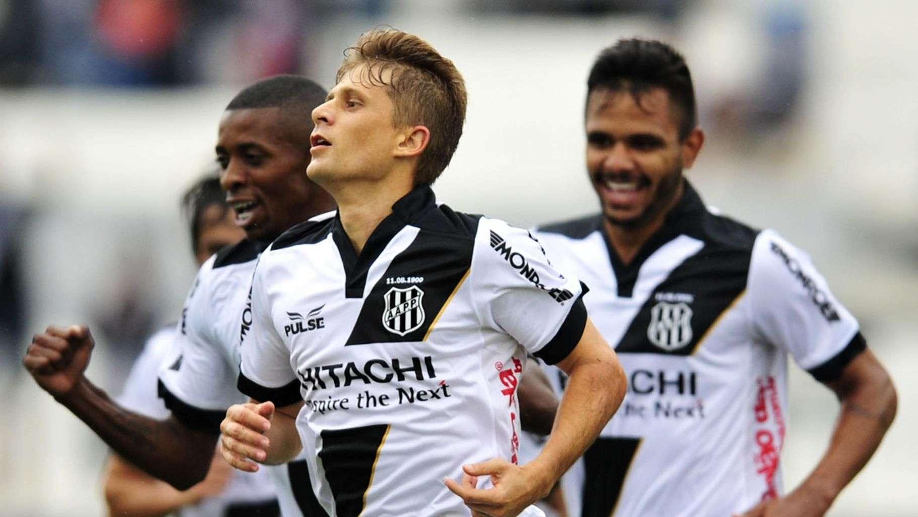 Veja os gols de Ponte Preta 5 x 1 Oeste pela Série B