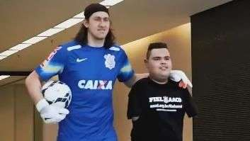 Corinthians enfrenta o São Paulo em prol da AACD